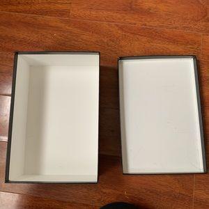 CHANEL Storage & Organization - Chanel Shoe Box for Storage